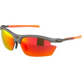 Rudy Project Rydon Okulary rowerowe, graphite - rp optics multilaser orange
